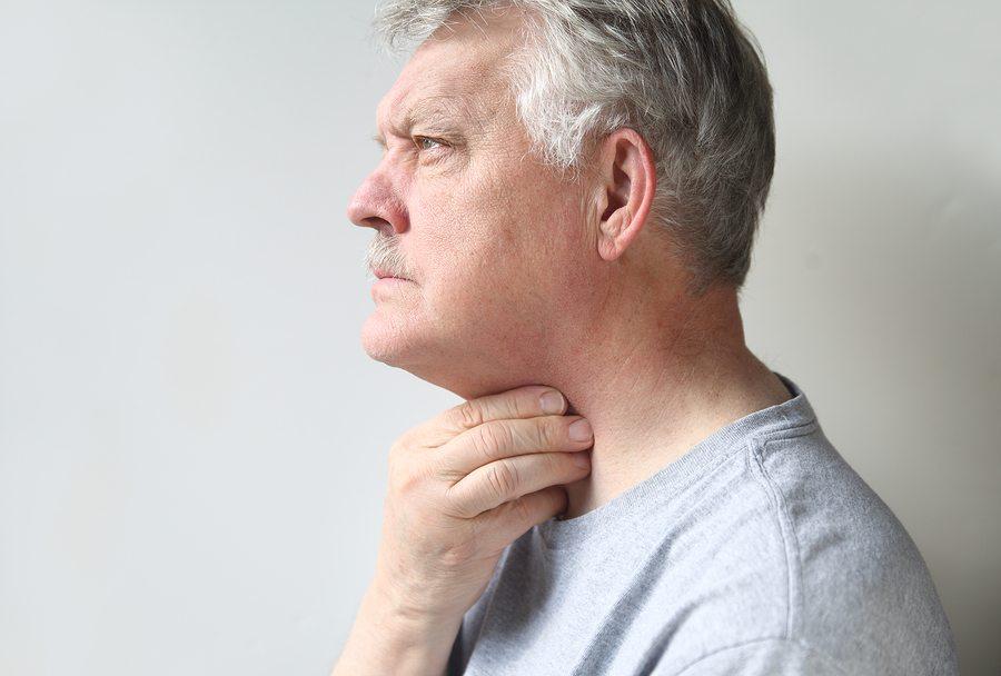 טיפול בסרטן הגרון
